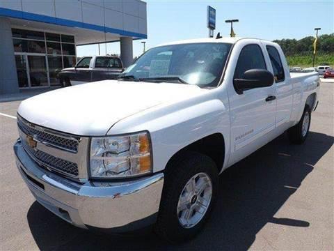 2013 Chevrolet Silverado 1500 for sale in Scottsboro, AL