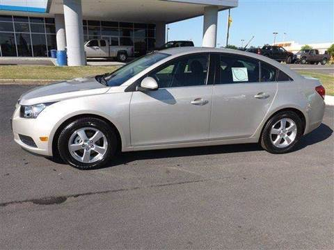 2013 Chevrolet Cruze for sale in Scottsboro AL