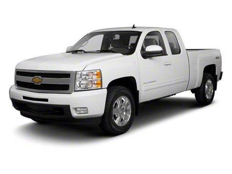 2012 Chevrolet Silverado 1500 for sale in Scottsboro AL