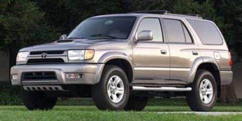 2002 Toyota 4Runner for sale in Scottsboro, AL