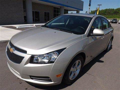2013 Chevrolet Cruze for sale in Scottsboro AL