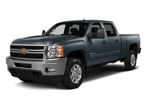 2014 Chevrolet Silverado 2500HD for sale in Scottsboro AL