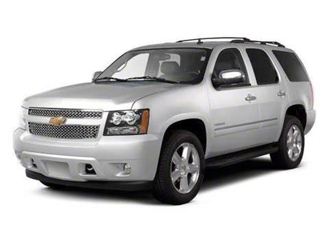 2013 Chevrolet Tahoe for sale in Scottsboro AL