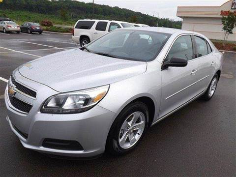 2013 Chevrolet Malibu for sale in Scottsboro AL