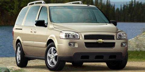 2006 Chevrolet Uplander for sale in Scottsboro AL