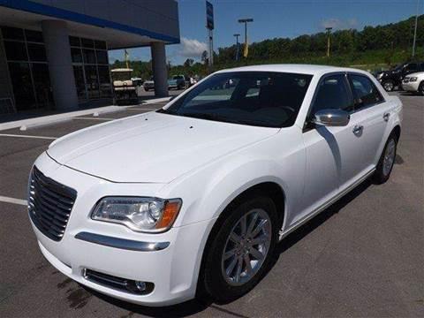2012 Chrysler 300 for sale in Scottsboro, AL