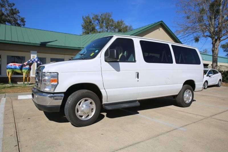 2012 Ford E Series Wagon For Sale In Ocala FL