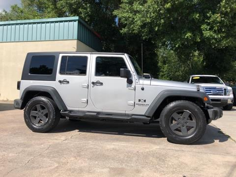 2008 Jeep Wrangler Unlimited for sale in Ocala, FL