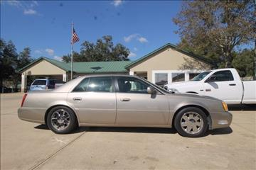2004 Cadillac DeVille for sale in Belleview And Ocala - We Finance You!!!!!!, FL
