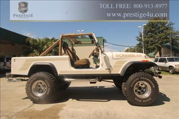 1981 Jeep Scrambler for sale in Belleview And Ocala - We Finance You!!!!!!, FL