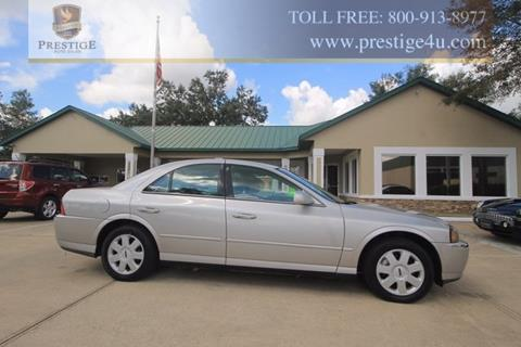 2003 Lincoln LS for sale in Ocala, FL