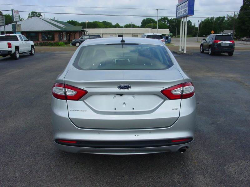 2016 Ford Fusion SE 4dr Sedan - Savannah TN
