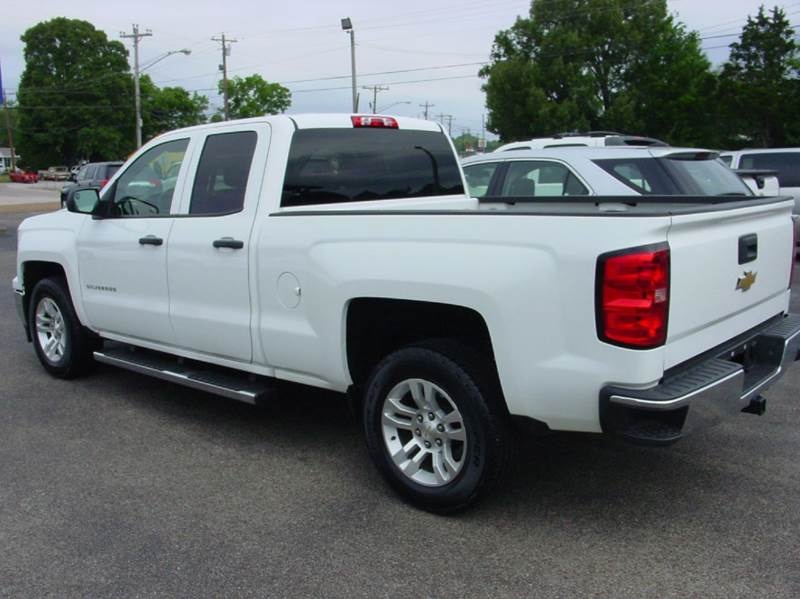 2014 Chevrolet Silverado 1500 4x2 LT 4dr Double Cab 6.5 ft. SB - Savannah TN