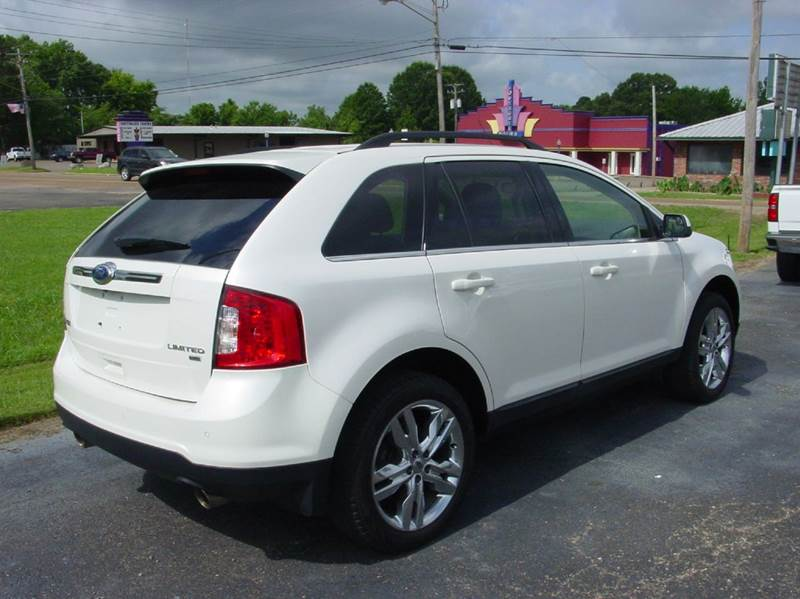 2013 Ford Edge Limited AWD 4dr Crossover - Savannah TN