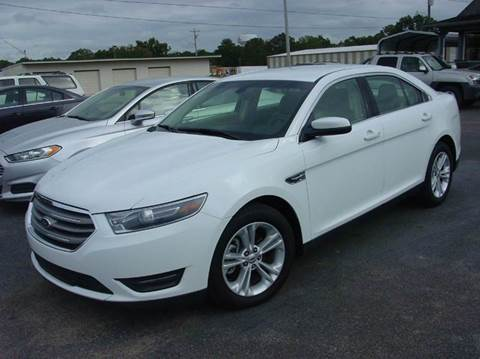 2015 Ford Taurus for sale in Savannah, TN