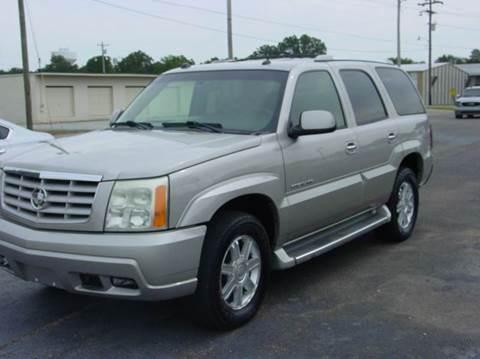 2005 Cadillac Escalade for sale in Savannah, TN