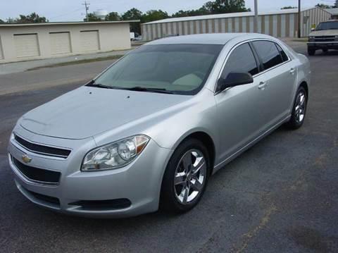 2012 Chevrolet Malibu for sale in Savannah, TN
