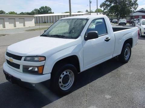 2012 Chevrolet Colorado for sale in Savannah, TN