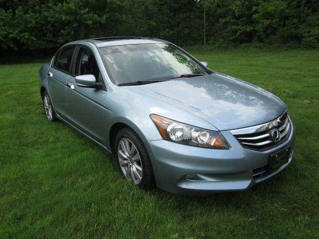 2011 Honda Accord for sale in EASTHAMPTON MA