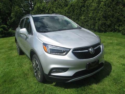 2017 Buick Encore for sale in Easthampton, MA