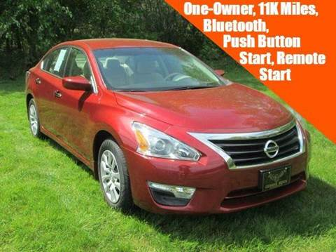 2014 Nissan Altima for sale in Easthampton, MA