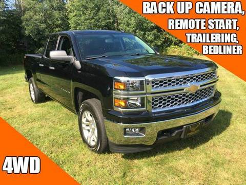 2014 Chevrolet Silverado 1500 for sale in Easthampton, MA