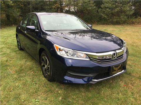 2016 Honda Accord for sale in Easthampton, MA