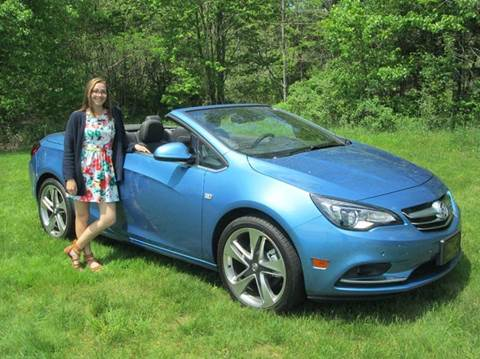 2017 Buick Cascada for sale in Easthampton, MA