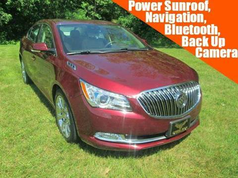 2014 Buick LaCrosse for sale in Easthampton MA