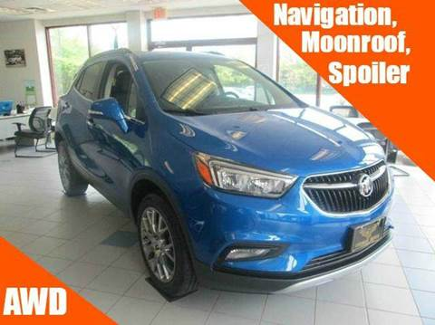 2017 Buick Encore for sale in Easthampton MA