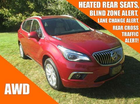 2017 Buick Envision for sale in Easthampton MA