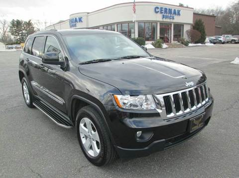 2013 Jeep Grand Cherokee for sale in Easthampton, MA