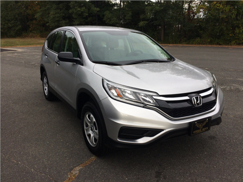 2015 Honda CR-V for sale in Easthampton, MA