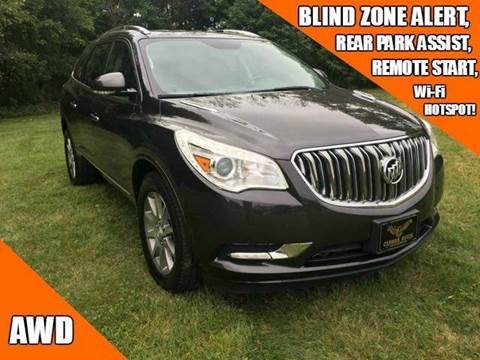 2017 Buick Enclave for sale in Easthampton MA