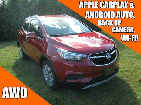 2018 Buick Encore for sale in Easthampton MA