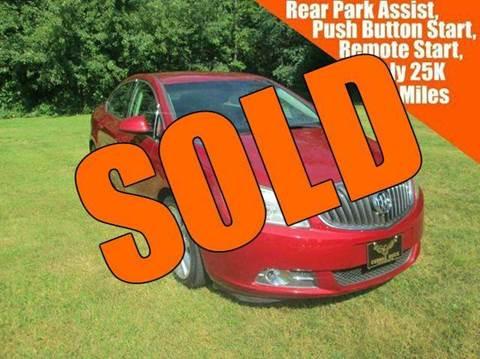 2012 Buick Verano for sale in Easthampton MA