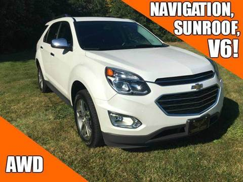 2017 Chevrolet Equinox for sale in Easthampton MA