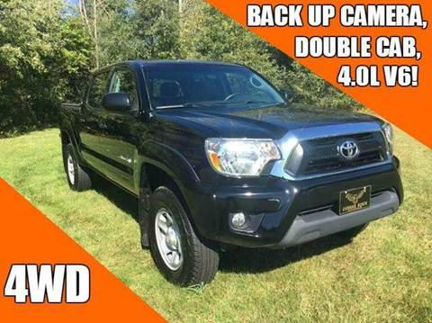 2015 Toyota Tacoma for sale in Easthampton MA