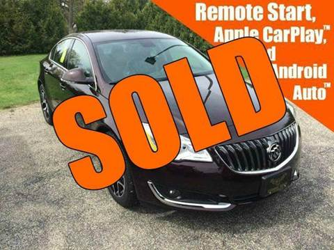 2017 Buick Regal for sale in Easthampton MA