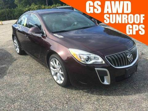 2017 Buick Regal for sale in Easthampton, MA