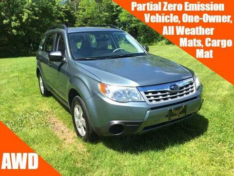 2011 Subaru Forester for sale in Easthampton, MA