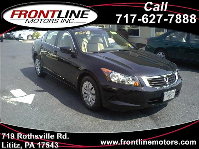 2010 Honda Accord for sale in LITITZ PA