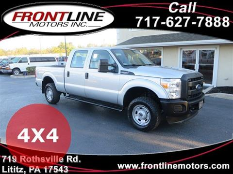 2014 Ford F-250 Super Duty for sale in Lititz, PA