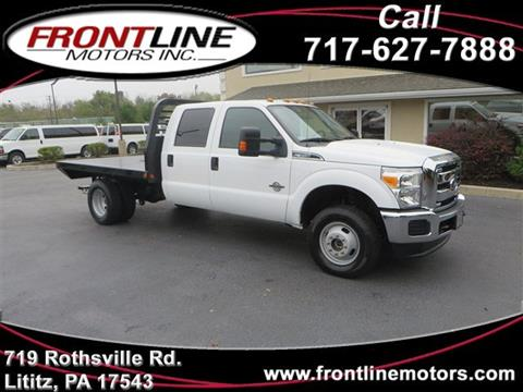 2016 Ford F-350 Super Duty for sale in Lititz, PA