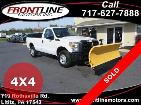 2013 Ford F-250 Super Duty for sale in Lititz, PA
