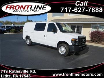 Cargo Vans For Sale Lititz Pa