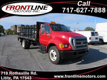 2005 Ford F-650