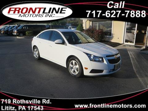 2014 Chevrolet Cruze for sale in Lititz, PA