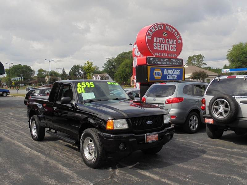 2001 Ford Ranger