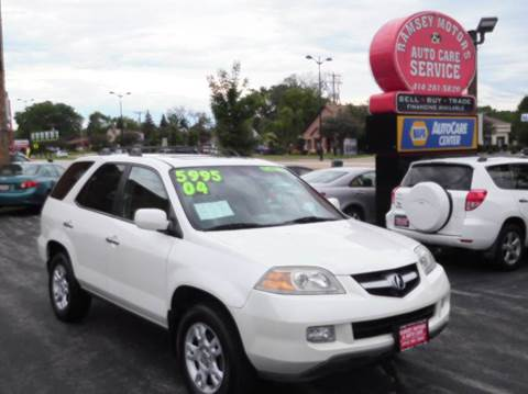 2004 Acura MDX for sale in Milwaukee, WI